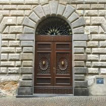 The Doorways of Orvieto: A Photo Essay