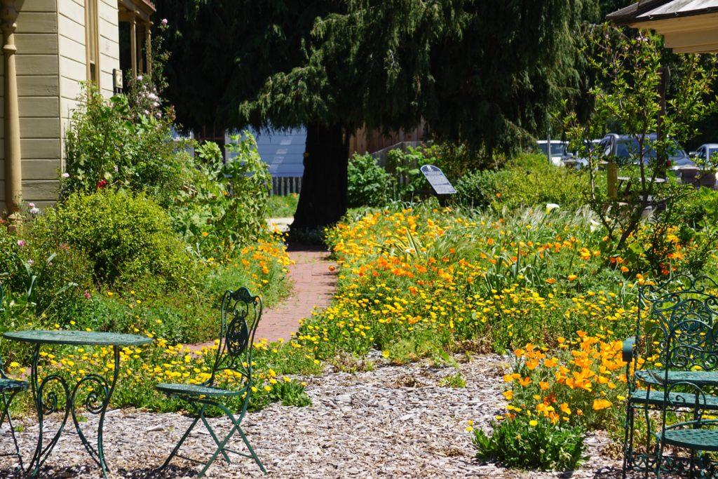 Cambria Historical Society Gardens
