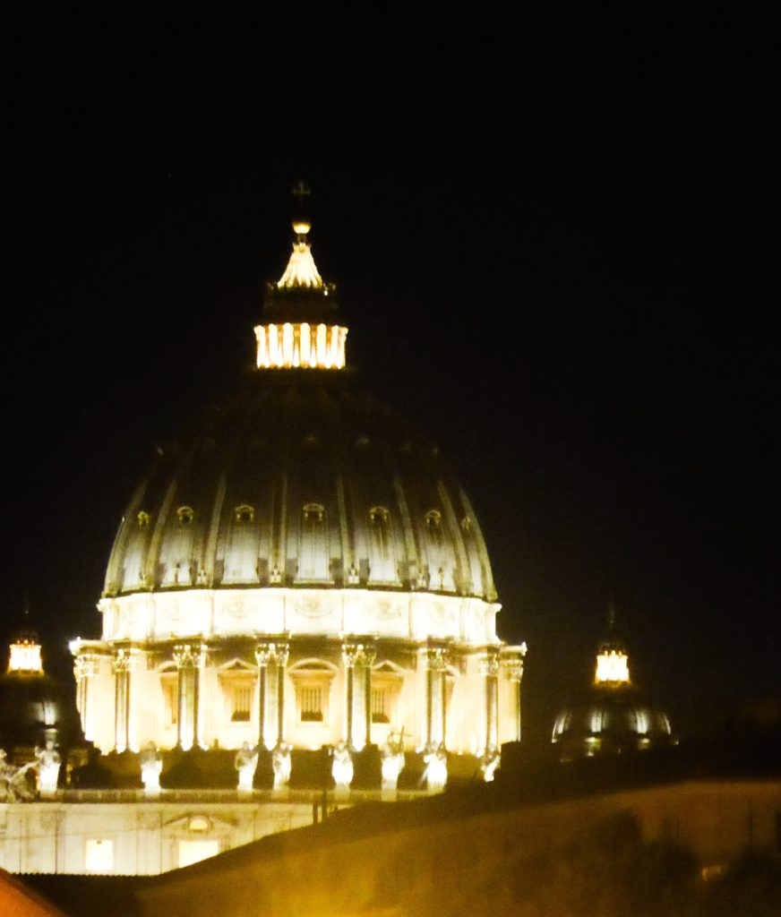 The Dome of St. Peter's Vatican City