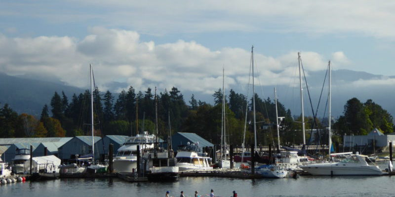 Stanley Park Boathouse Vancouver BC