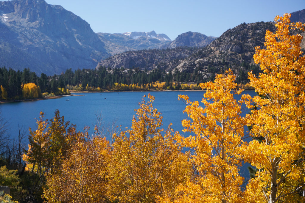 June Lake, Eastern Sierra