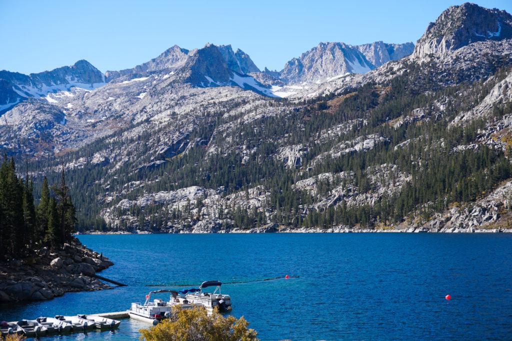 South Lake in the Eastern Sierra