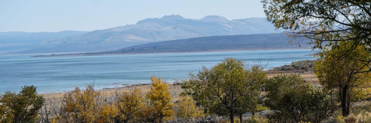 Mono Lake in the Eastern Sierra