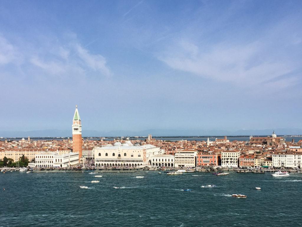 View of Venice from San Giorgio Maggiore