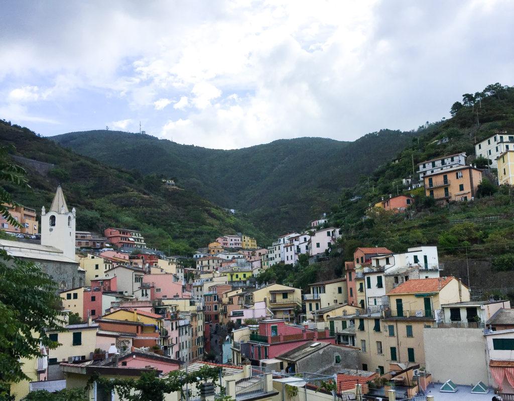 Riomaggiore Cinque Terre Italy