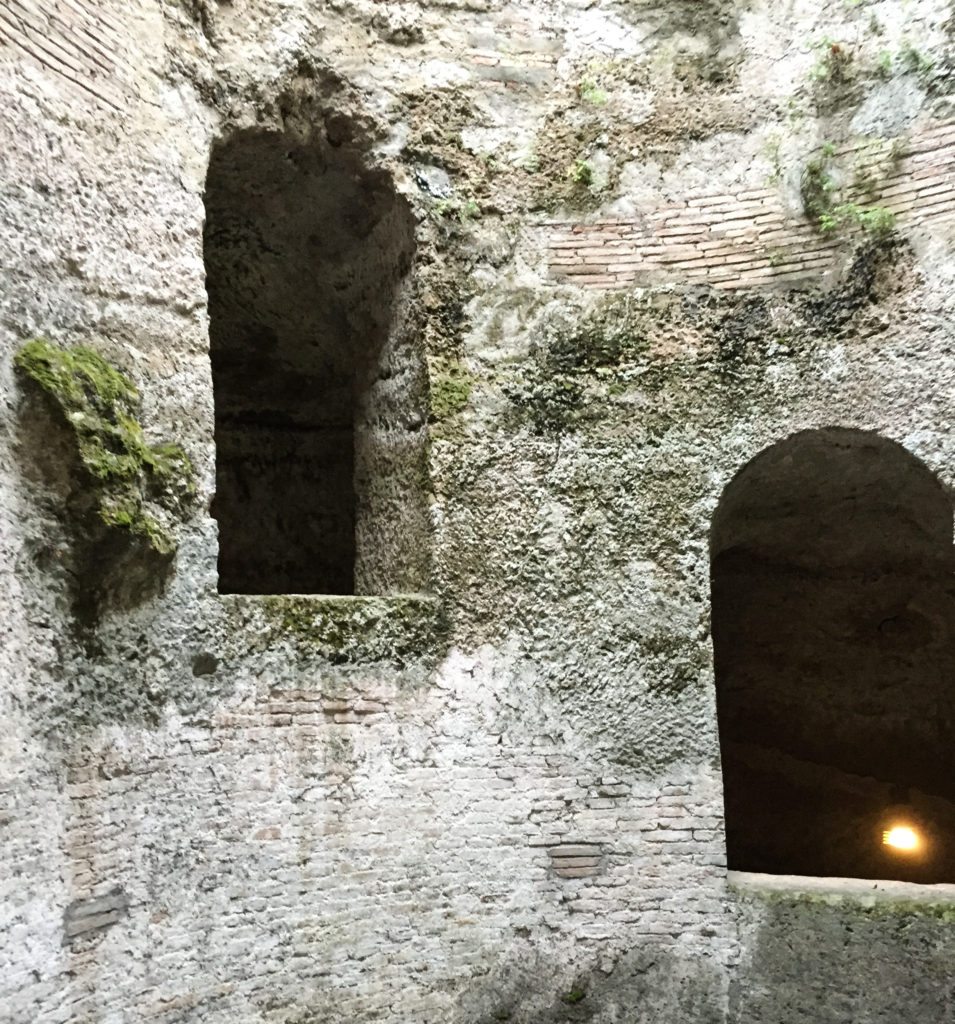 Pozzo del San Patrizio Orvieto Italy