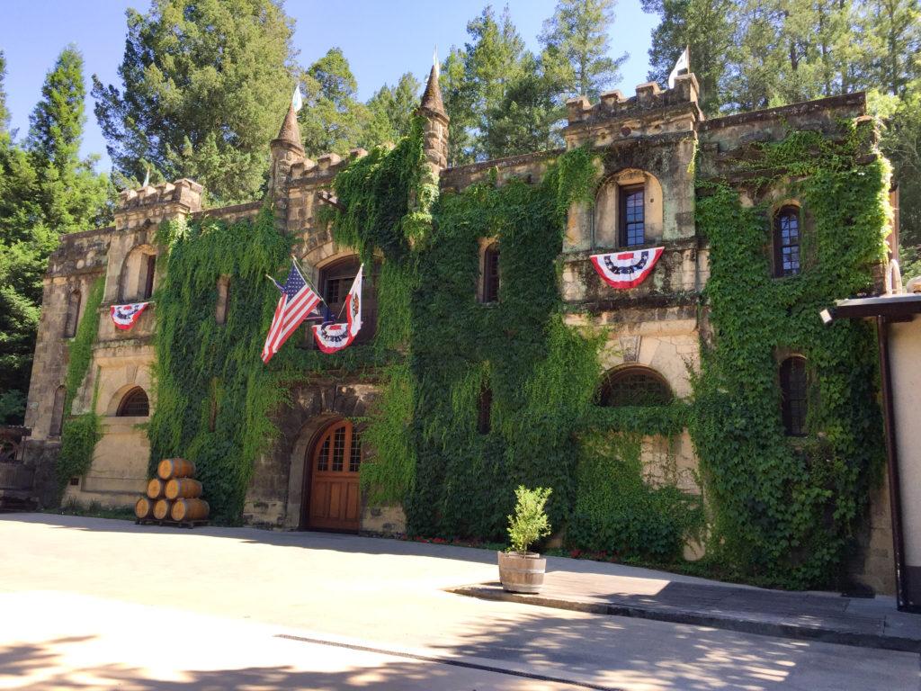 Chateau Montelena Napa Valley California