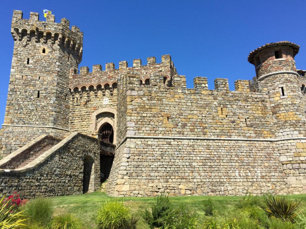 Castello di Amorosa Napa Valley California