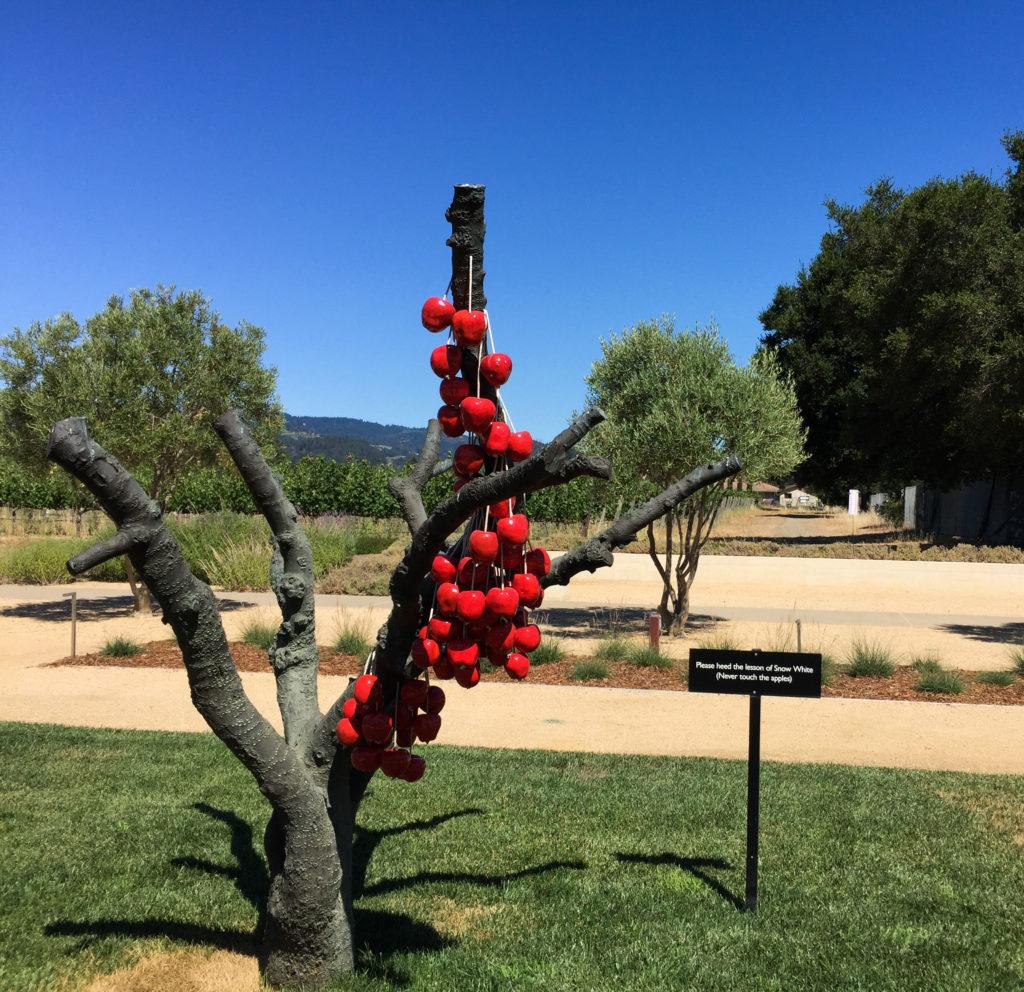 Contemporary Art Hall St. Helena Napa Valley California