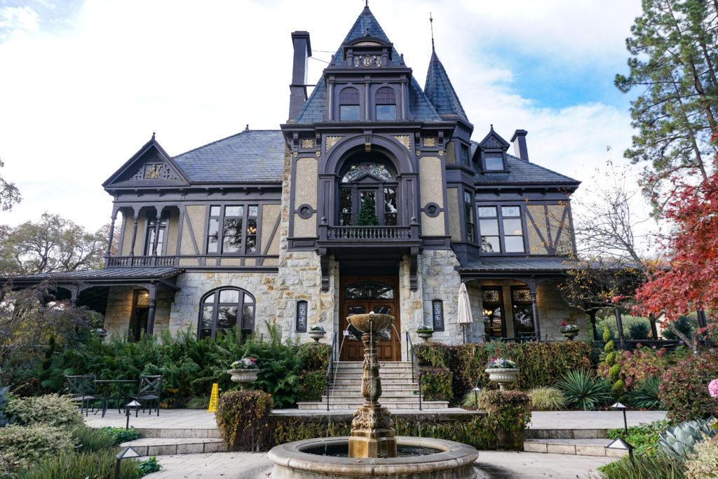 Rhine House Beringer Vineyards Napa Valley California