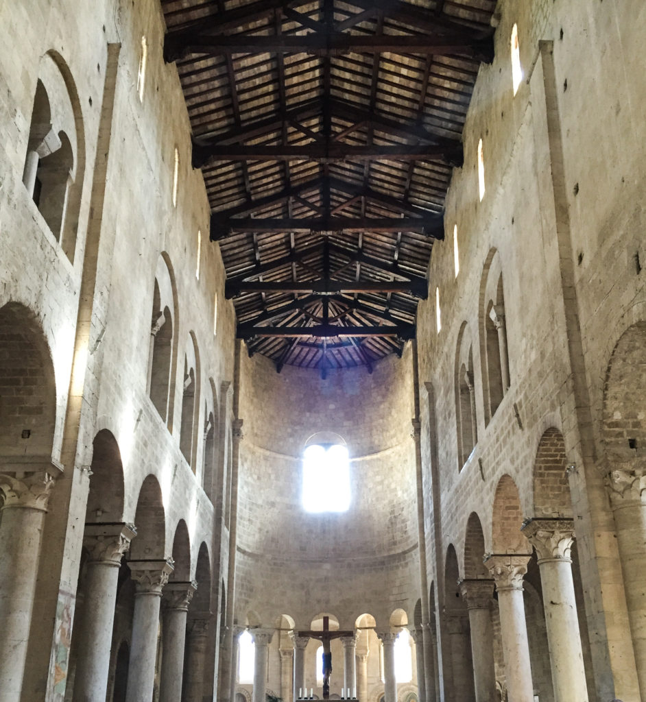 Abbazia di Sant'Antimo Tuscany Italy