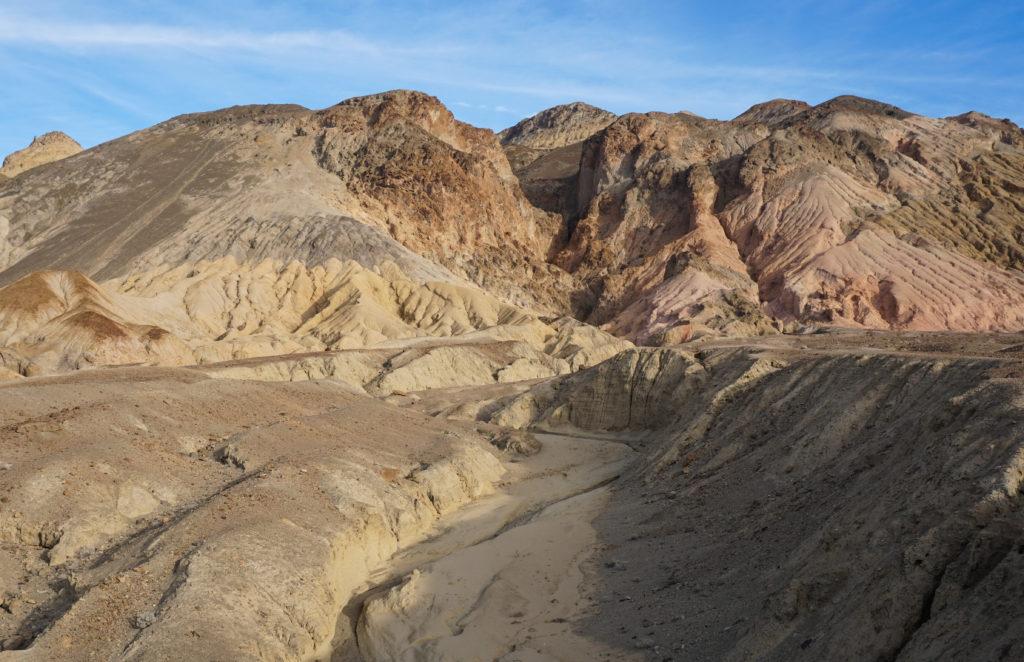 Artist's Drive Death Valley National Park California