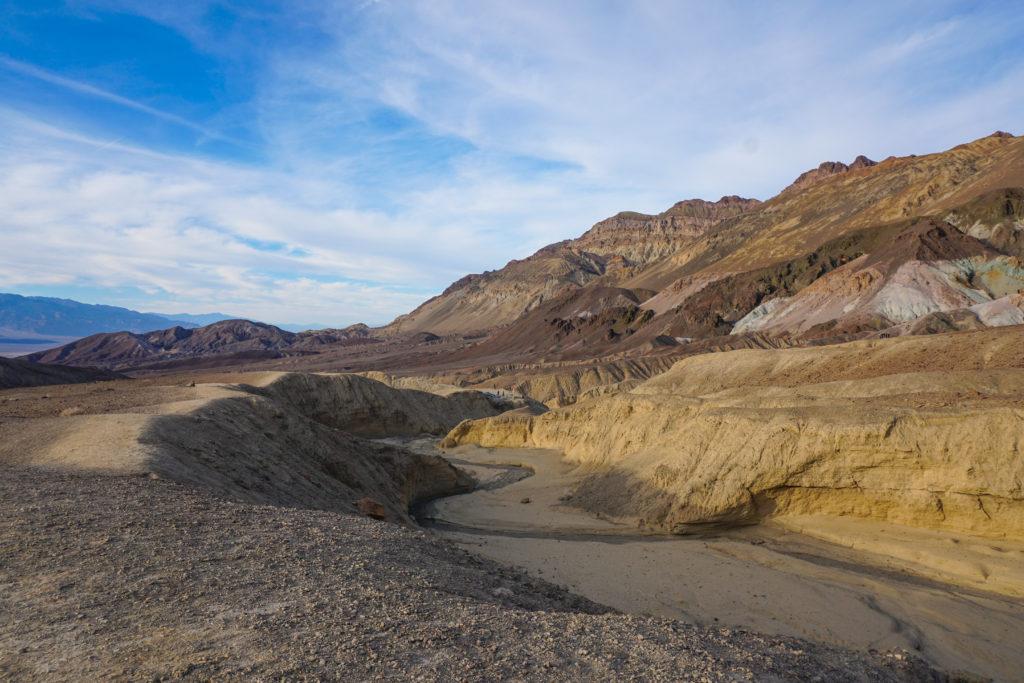 Artist's Palette Death Valley National Park California