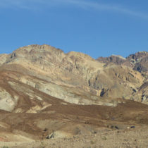 Artist's Drive at Death Valley National Park: Finding Color in the Desert!