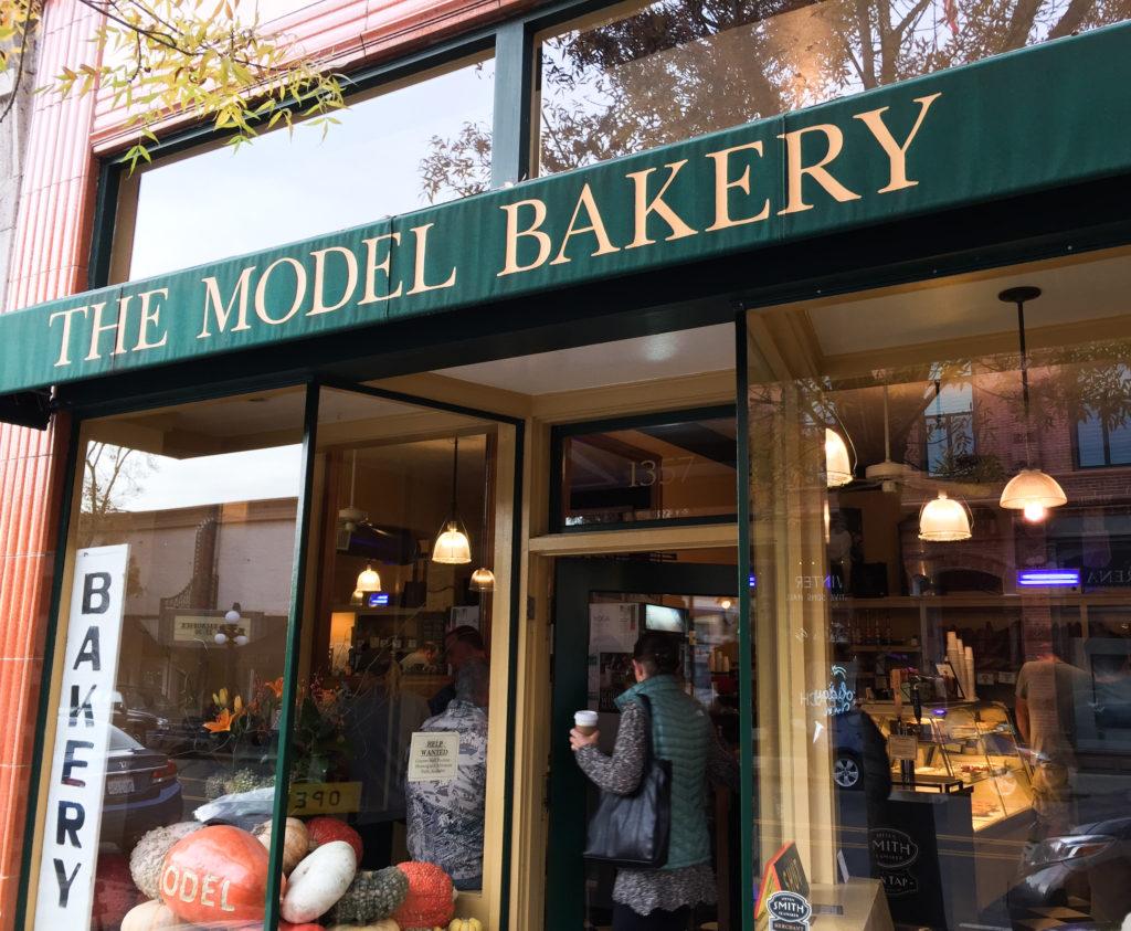 Model Bakery St. Helena California