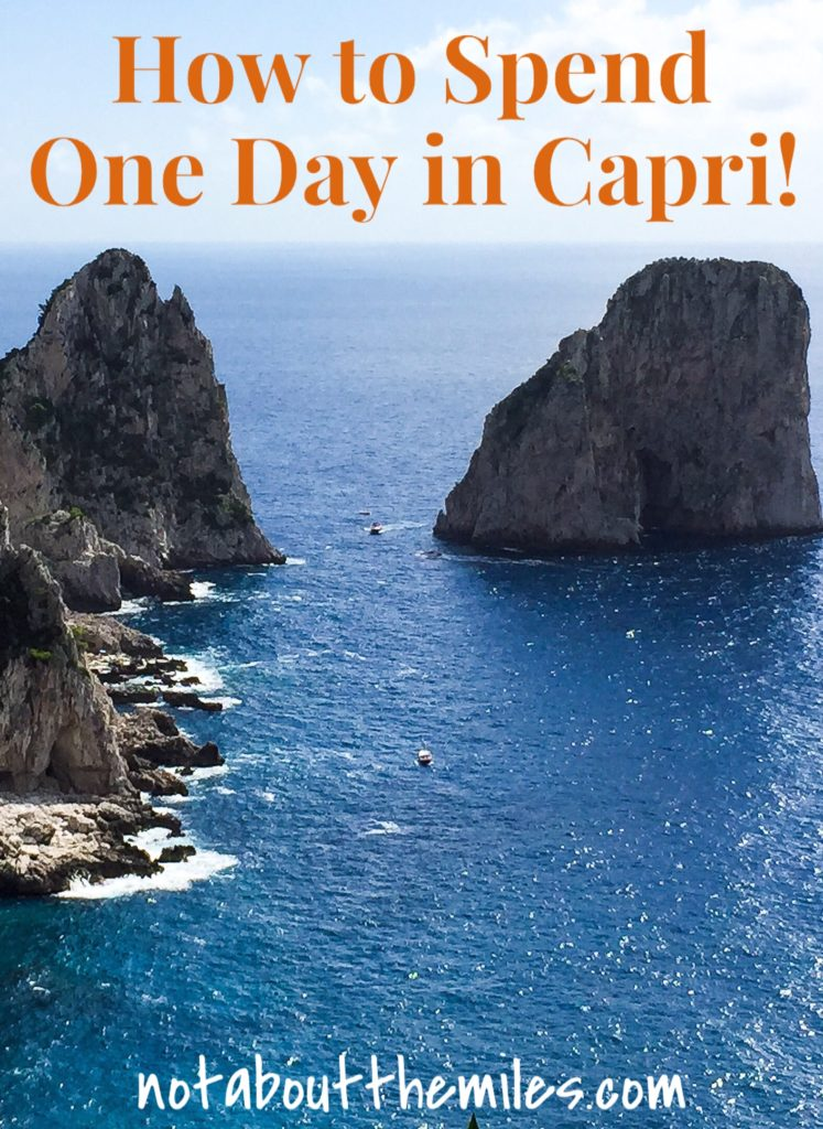 Discover the best things to do on a day trip to the Isle of Capri in the Bay of Naples. See the famous Blue Grotto, tour Capri and Anacapri, and enjoy the fabulous views!