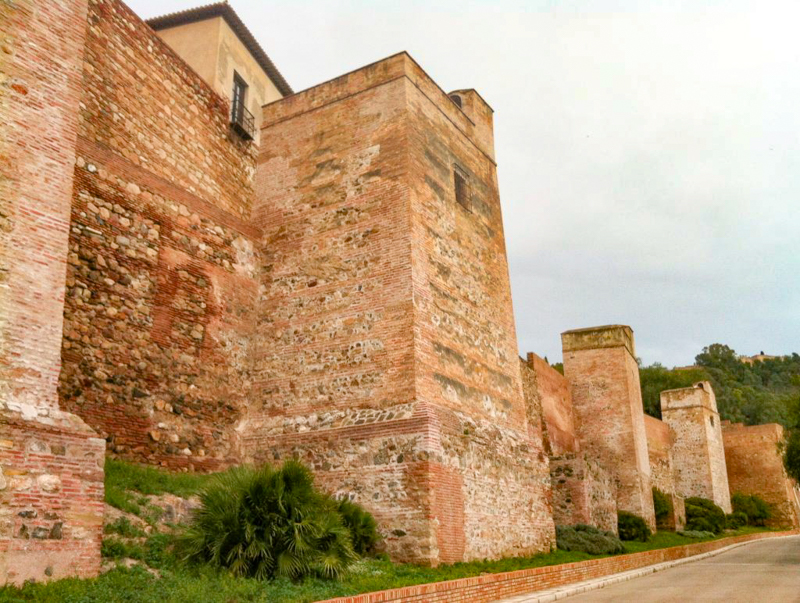 Exploring the Alcazaba de Malaga is one of the top things to do in Malaga