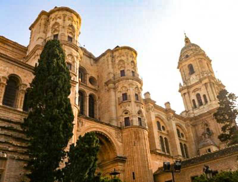 La Manquita in Malaga Spain