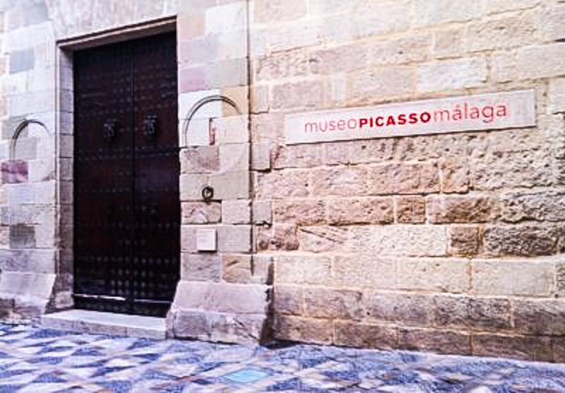 Museo de Picasso in Malaga, Spain