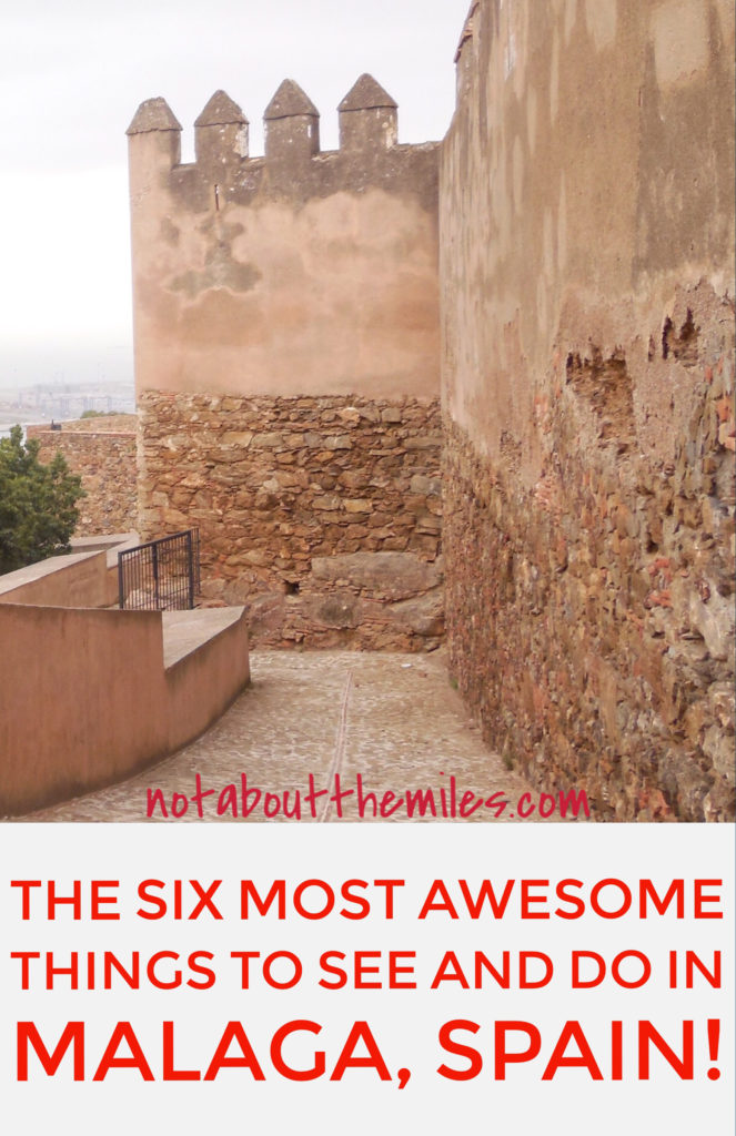 The six most awesome things to do in Malaga Spain