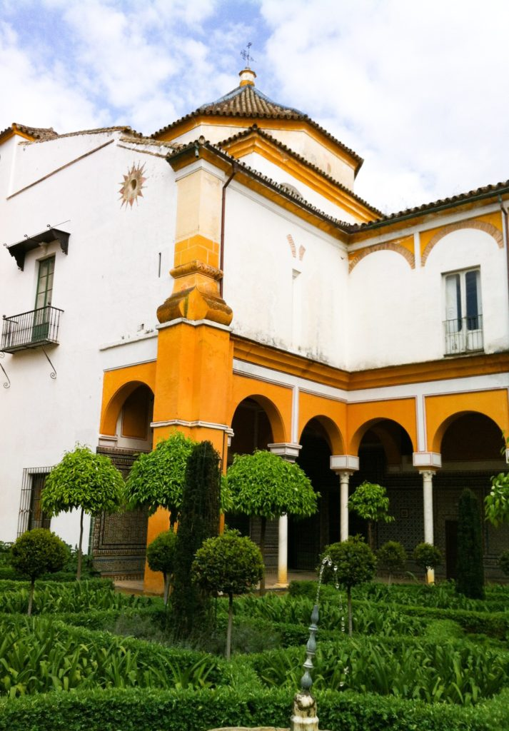 The Casa de Pilatos Seville Spain