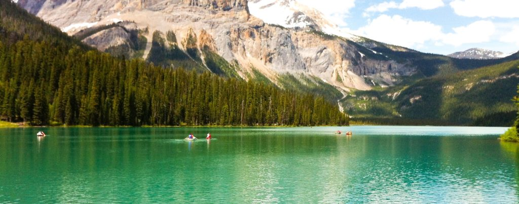 A day trip to Yoho National Park in British Columbia, Canada