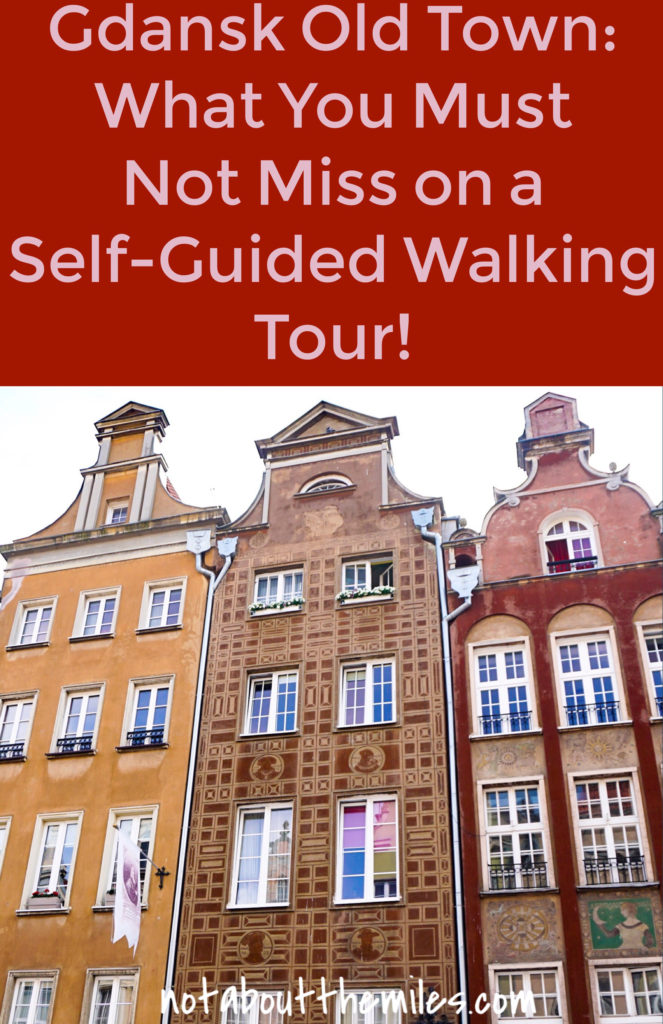 Read my post to discover what you must not miss on a self-guided walking tour of Gdansk Old Town in Poland. With beautiful architecture and a history going back centuries Old Town Gdansk will cast a spell on you as you walk its lovely streets.