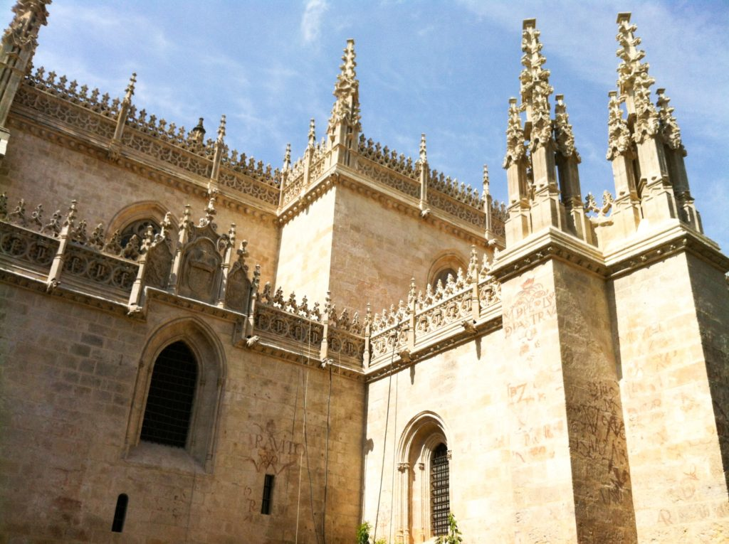 Capilla Real Granada Spain