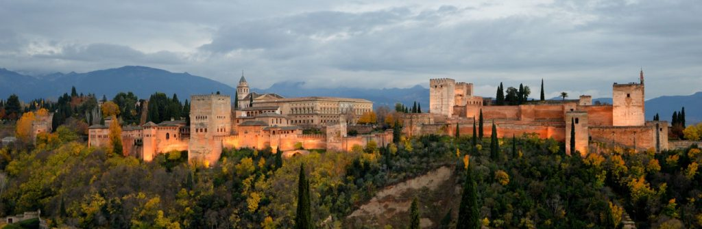 Visiting the Alhambra should top of your list of the best things to do in Granada, Spain.
