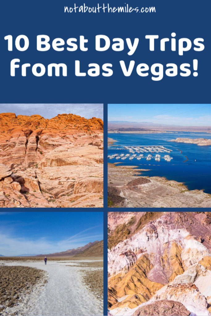 Click to discover the best day trips from Las Vegas! From mountains to canyons and desert to rivers, there is lots to explore just outside Sin City!