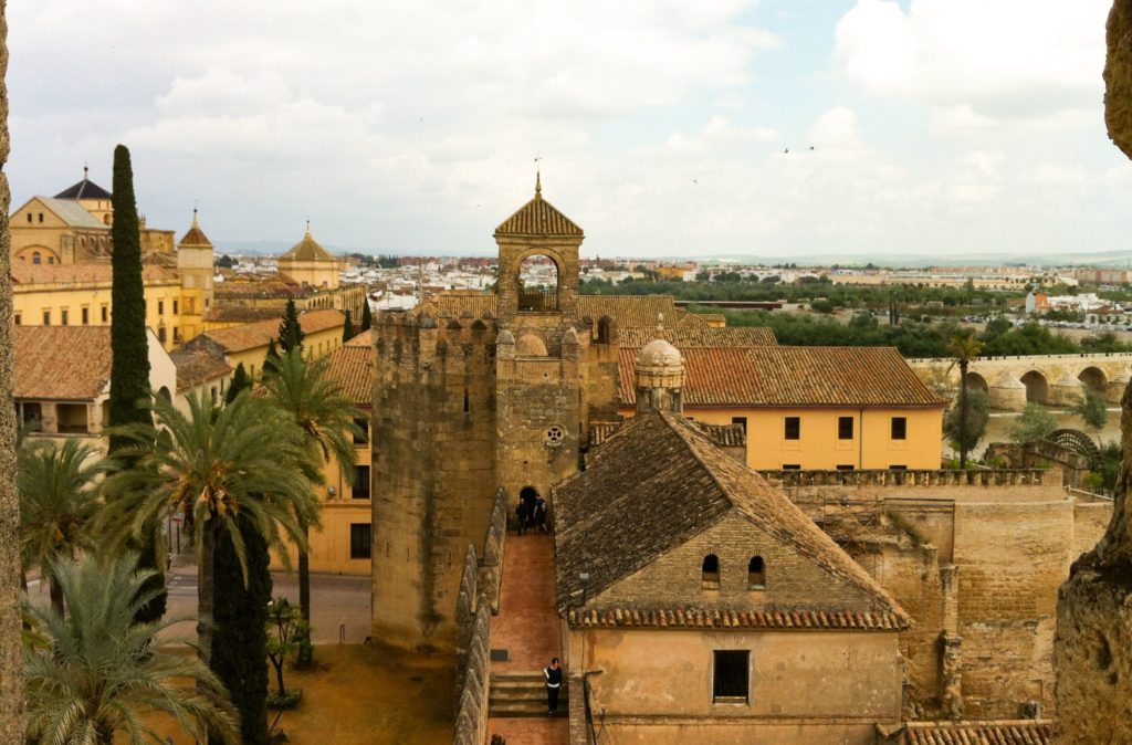 View from the Alcazar of Cordoba