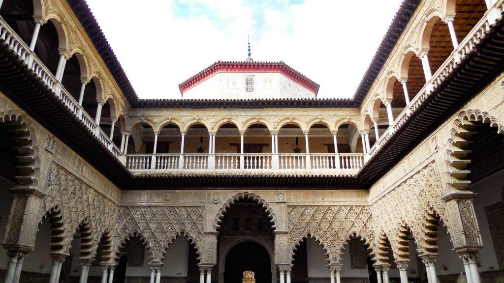 Royal Alcazar Seville Spain