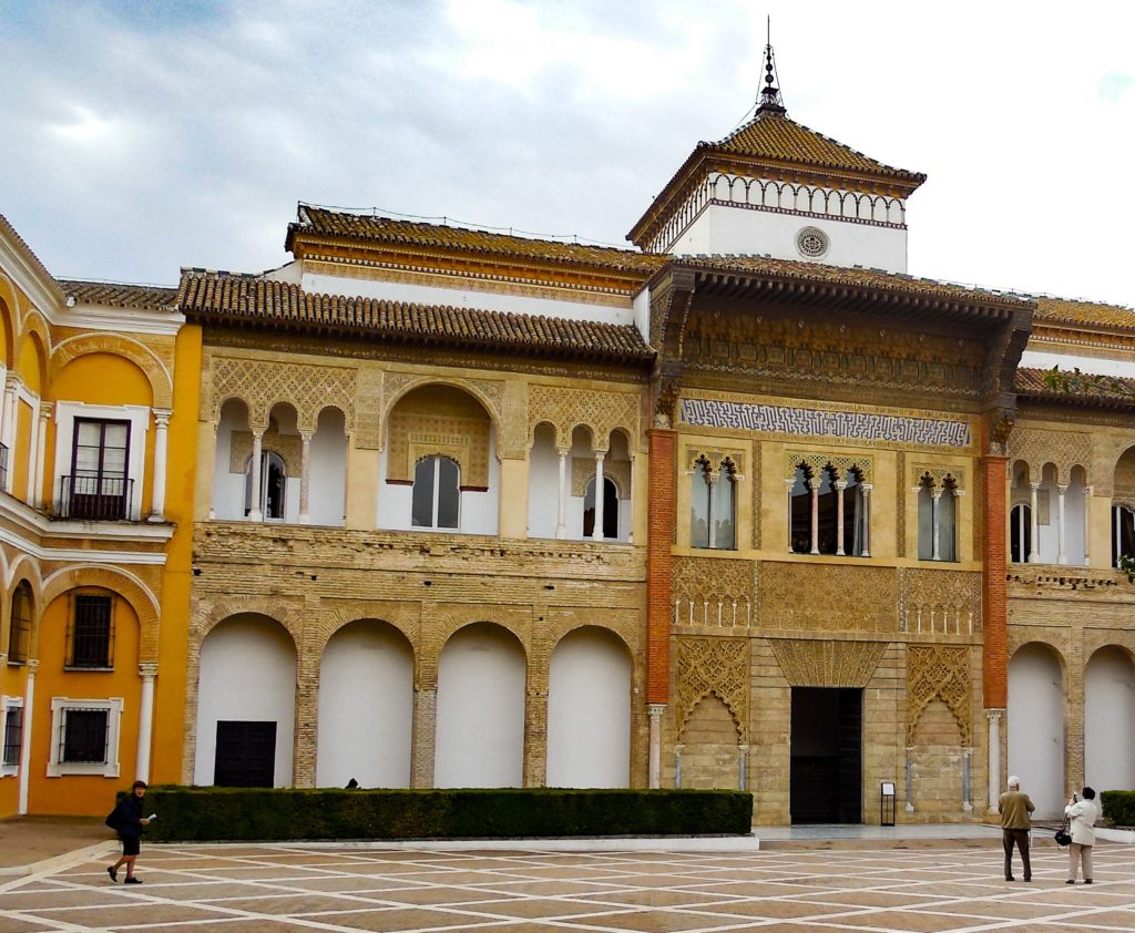Casa de Pilatos Seville Spain