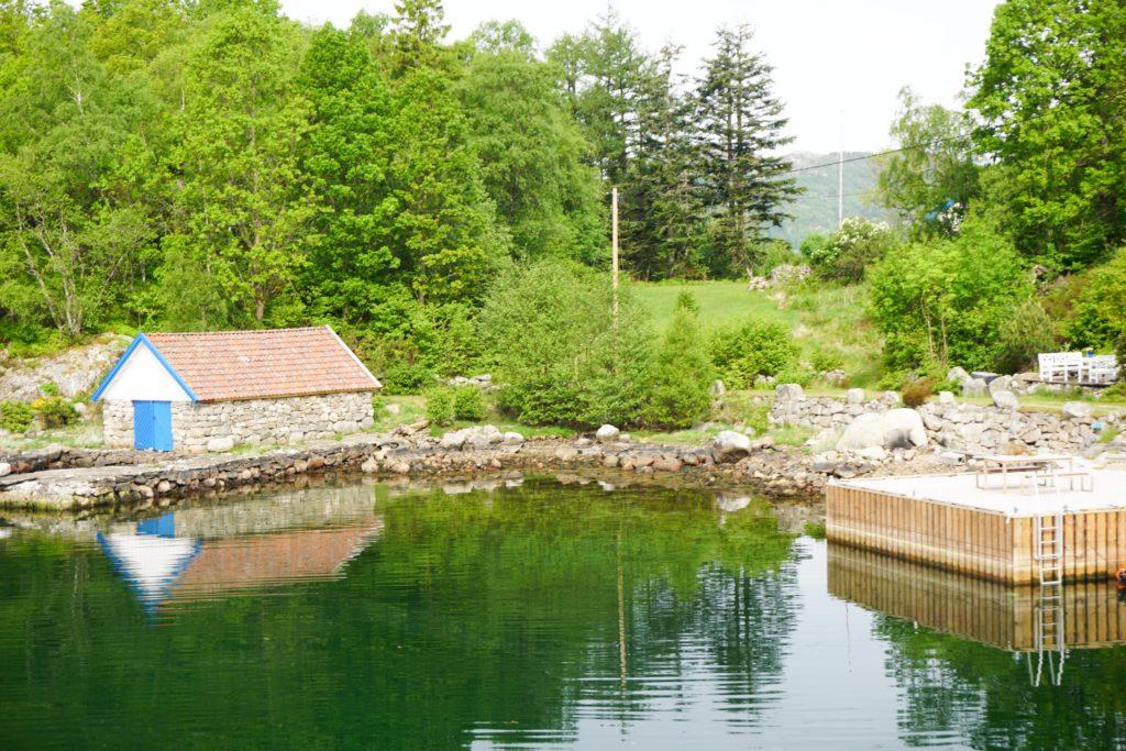 Lysefjord near Stavanger Norway