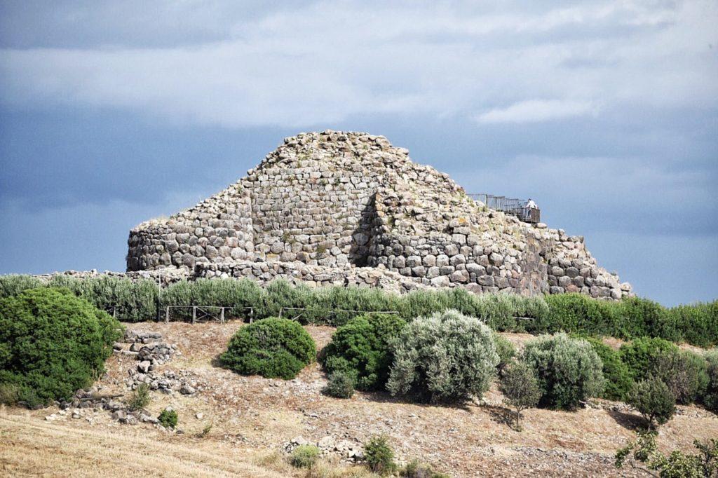 Su Nuraxi Barumini Italy a UNESCO World Heritage Site in Italy