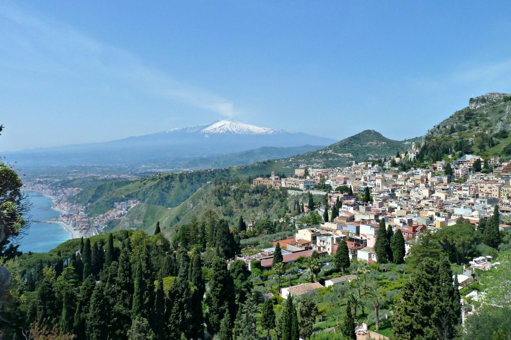 Mount Etna, A UNESCO World Heritage Site in Italy