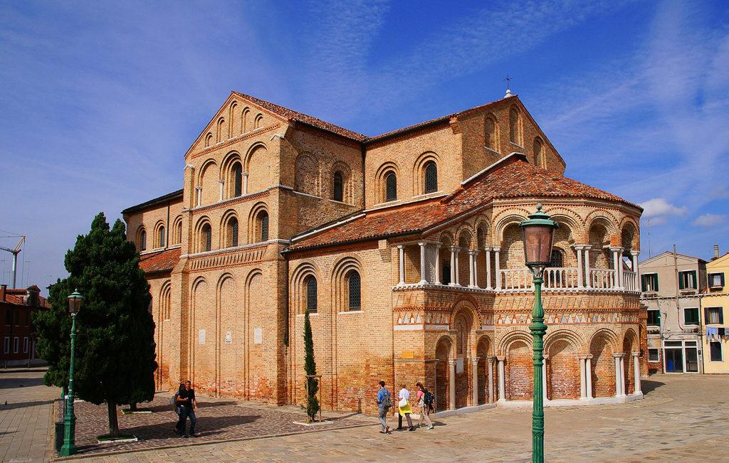 The Duomo di Murano in Italy