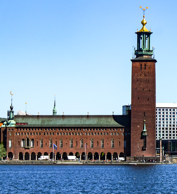 City Hall, Stockholm, Sweden