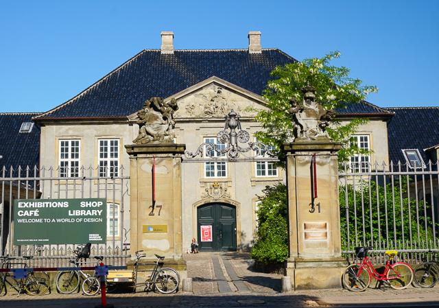 Design Museum Copenhagen Denmark