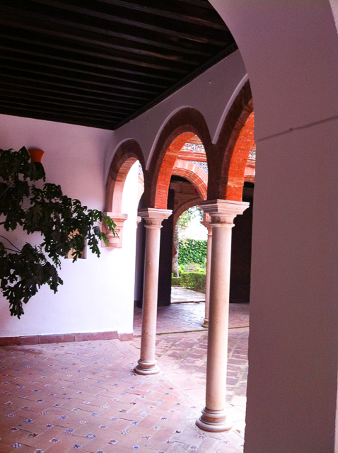 Mondragon Palace Ronda Spain