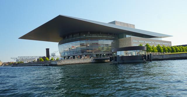 Opera House Copenhagen Denmark