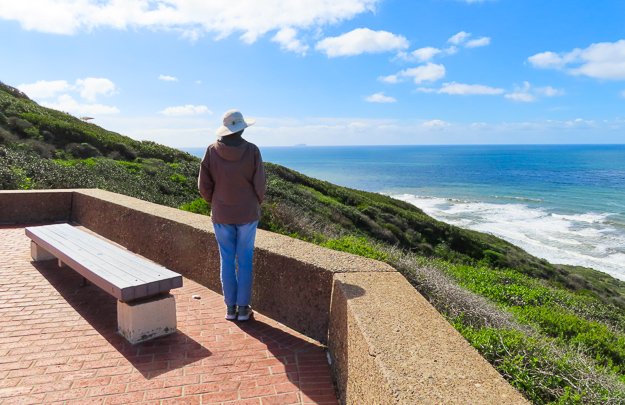 Ocean Views Cabrillo National Monument in San Diego California