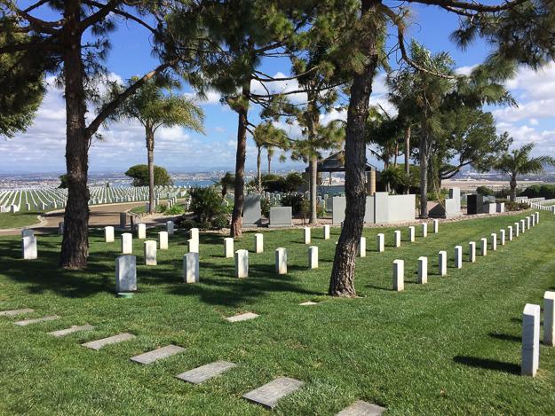 Rosecrans Cemetery San Diego California