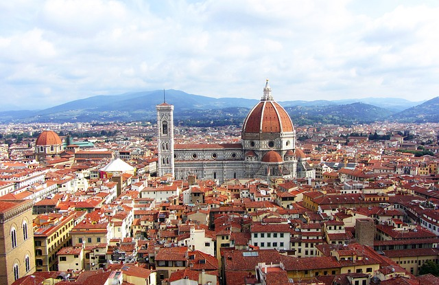 The Duomo di Firenze in Italy