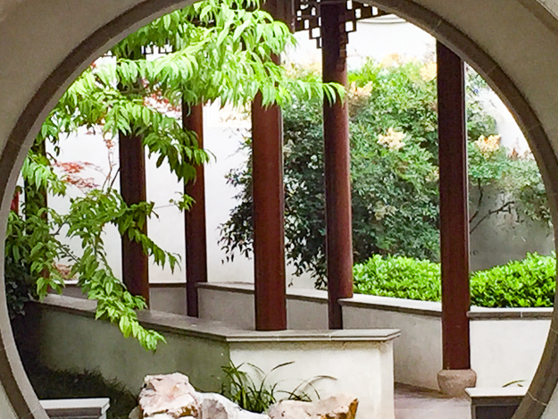 Chinese Garden Huntington Gardens Pasadena California