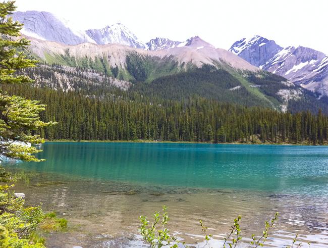 Maligne Lake Jasper Canada