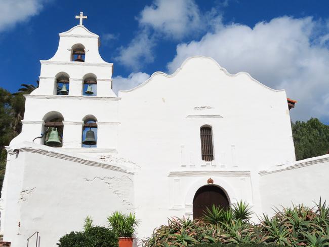 Mission San Diego, California