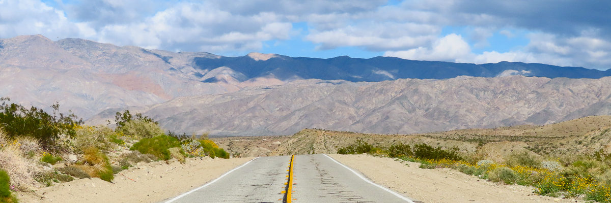 7 Amazing Road Trips from Palm Springs You Must Do!