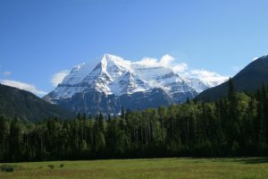 A Day Trip to Mount Robson Provincial Park, British Columbia, Canada