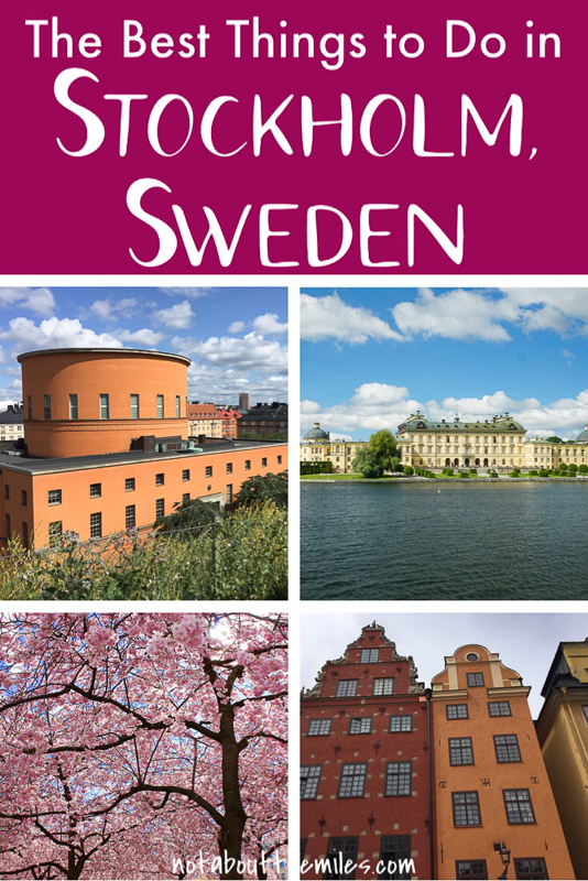 Beautiful architecture, magnificent sights, and delicious cuisine await you in Stockholm, Sweden. Discover Gamla Stan, climb to the top of the City Hall Tower, and cruise the Stockholm archipelago. Click for the best things to do in Stockholm!
